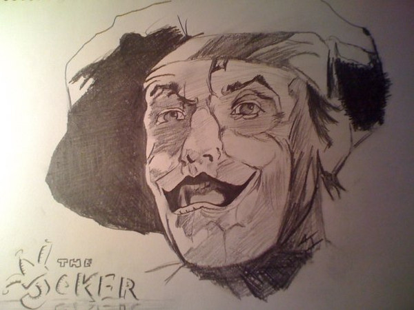 Jack Nicohlson as The Joker in Batman Returns