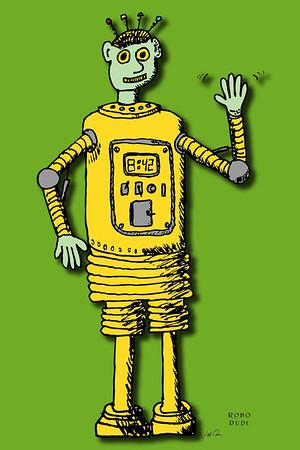 Robo Dude