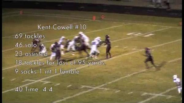Kent Cowell #10