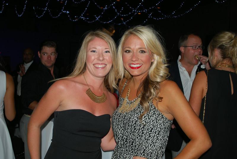 Brittni Gunn and Brittney Ledbetter
