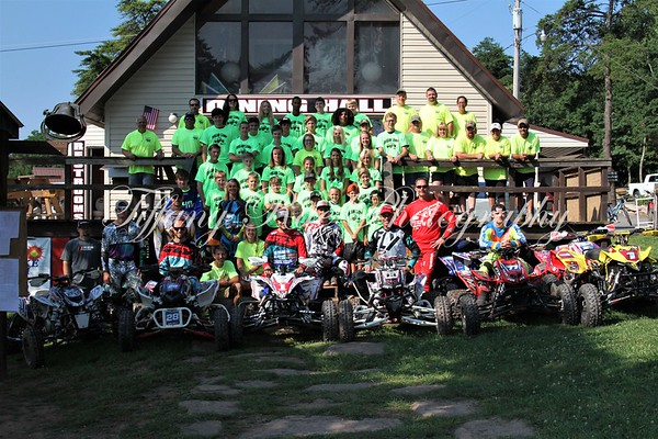 Dream Camp 2017 Group Photos