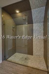 Owners Walk-In Shower