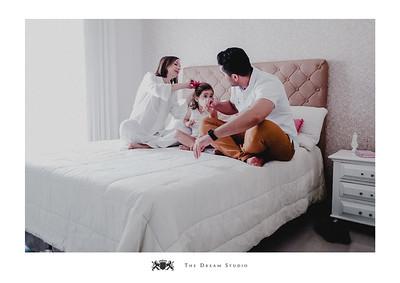 Dream Mommy - Cecilia - Renata + Gustavo + Maria - com logo