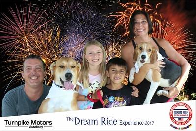 The Dream Ride Experience 2017