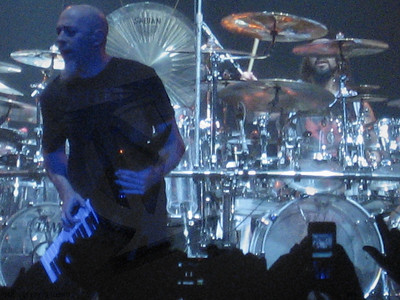 Dream Theater, Bologna, Italy, 25.10.07
