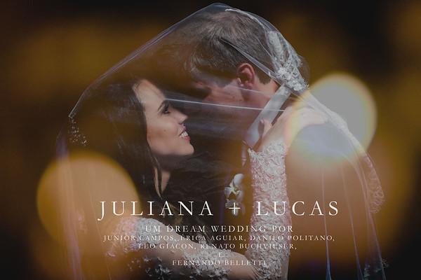 Dream Wedding - Juliana e Lucas - Com Logo - The Dream Studio
