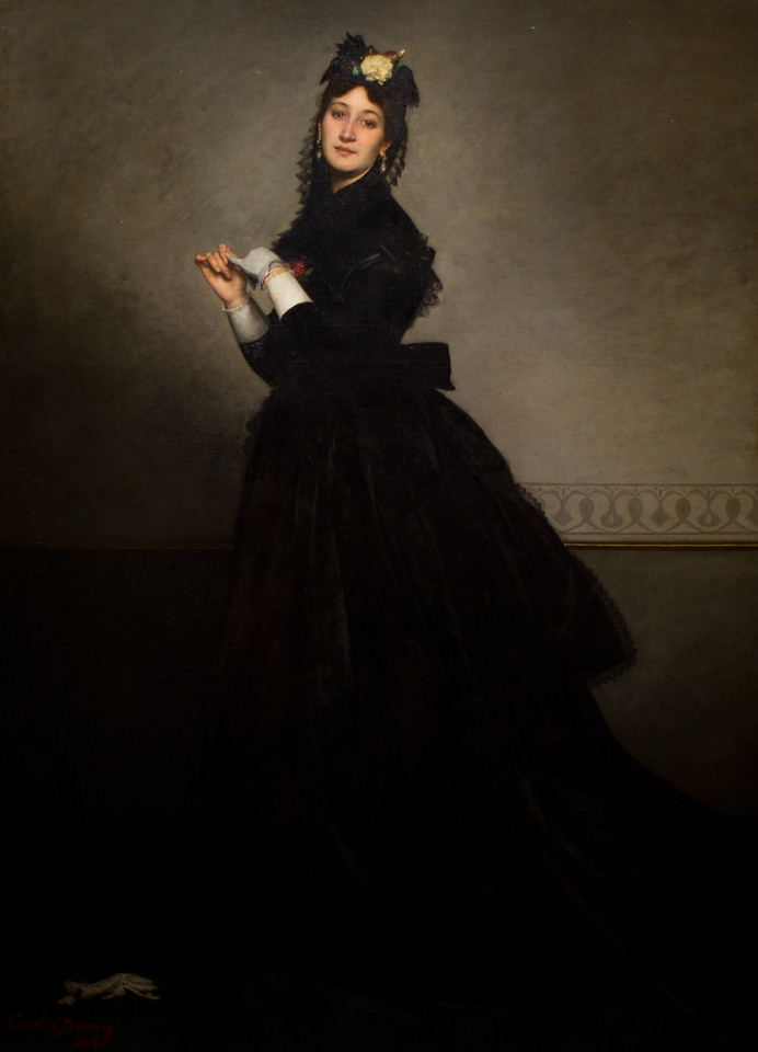 Carolus-Duran's The Lady with the Glove, 1869
