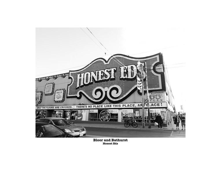 Honest Eds 11x14