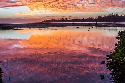 Pele's sunrise
