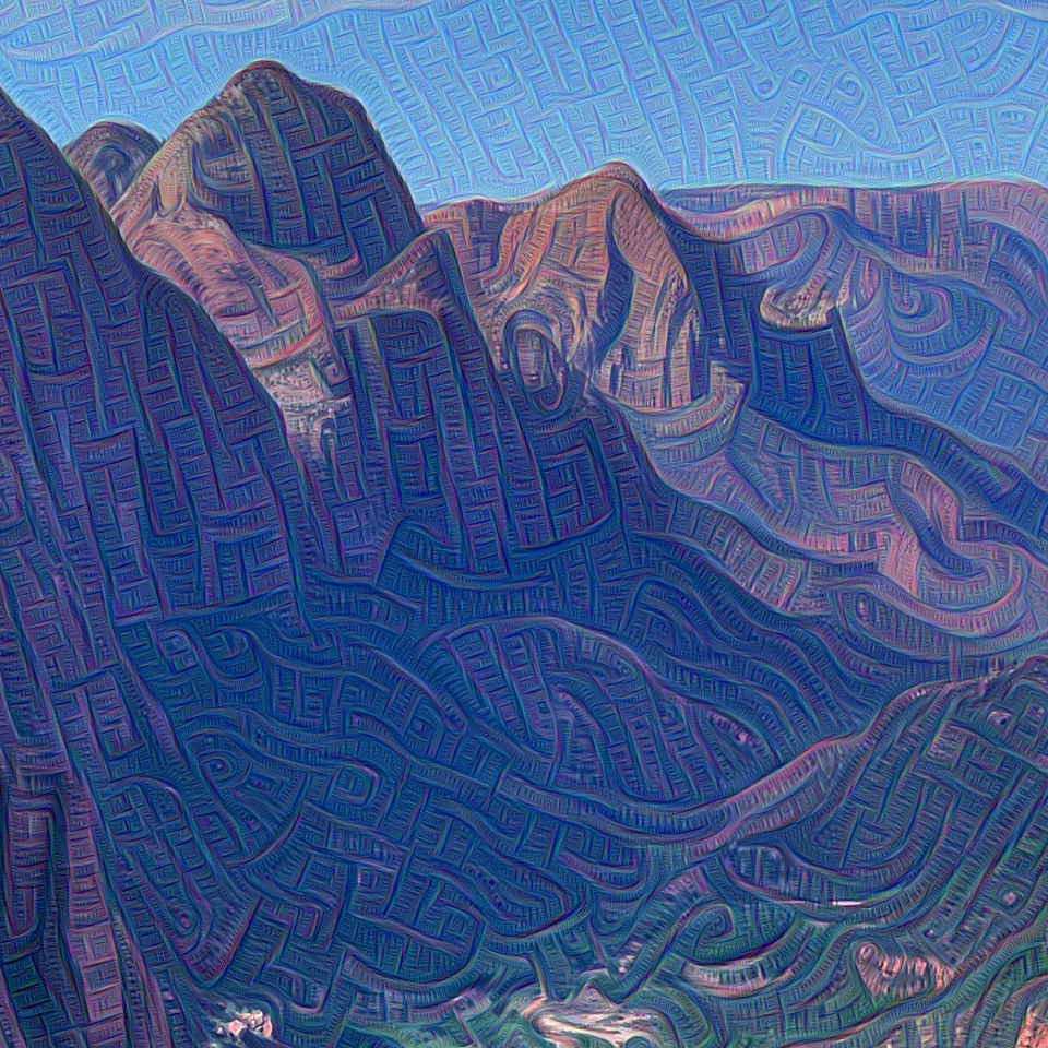 Angels Landing #7 - Detail #2