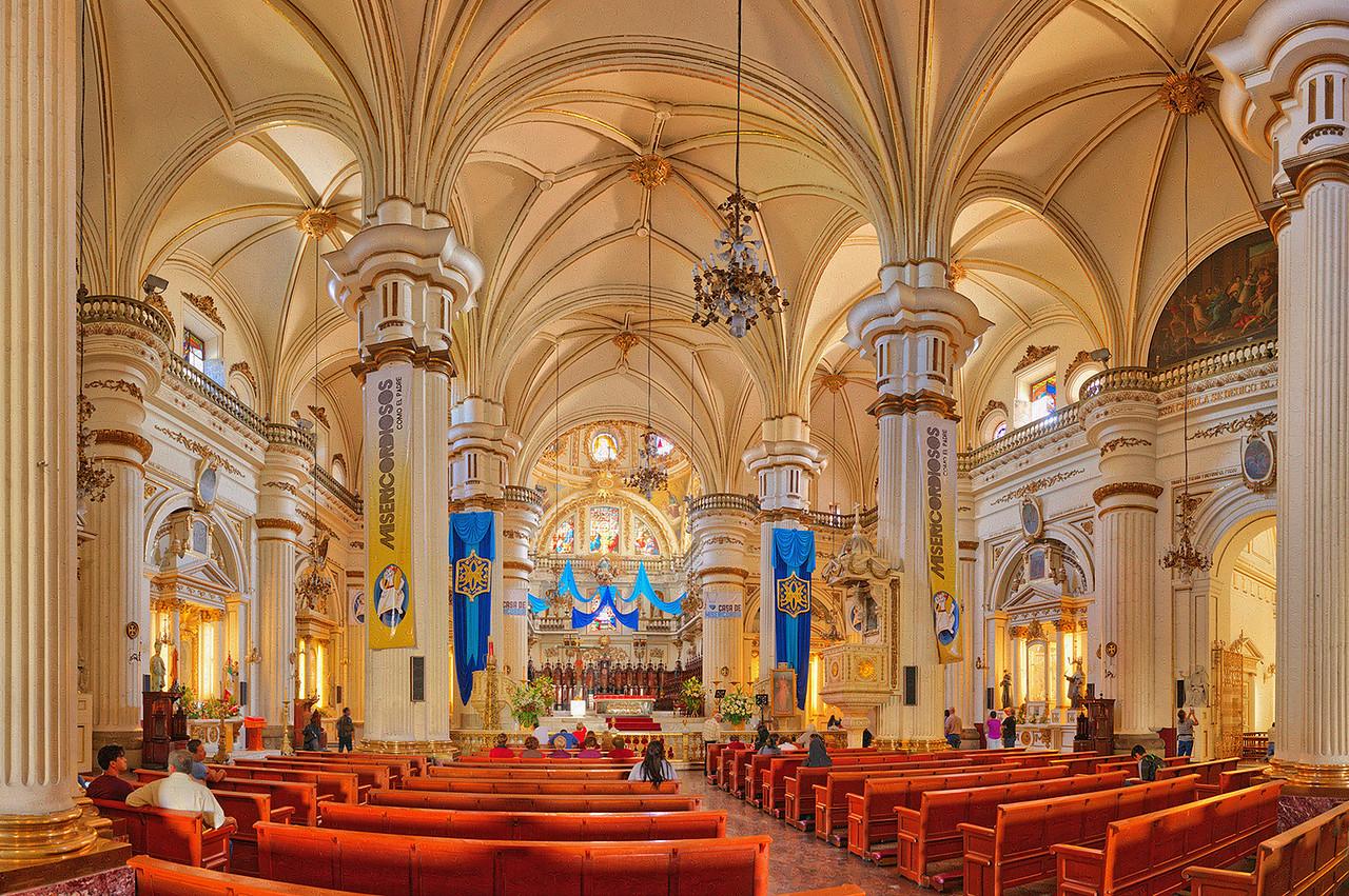 Guadalajara Cathedral, Guadalajara, Mexico
