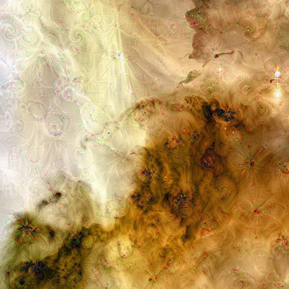 Carina Nebula - Detail #2