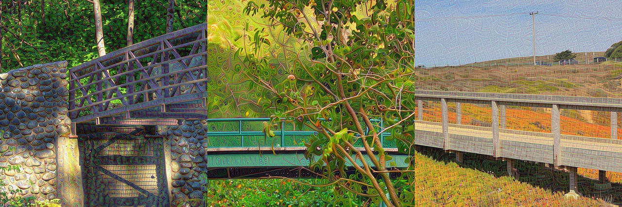 Dreamscapes 3: Dreaming of Bridges