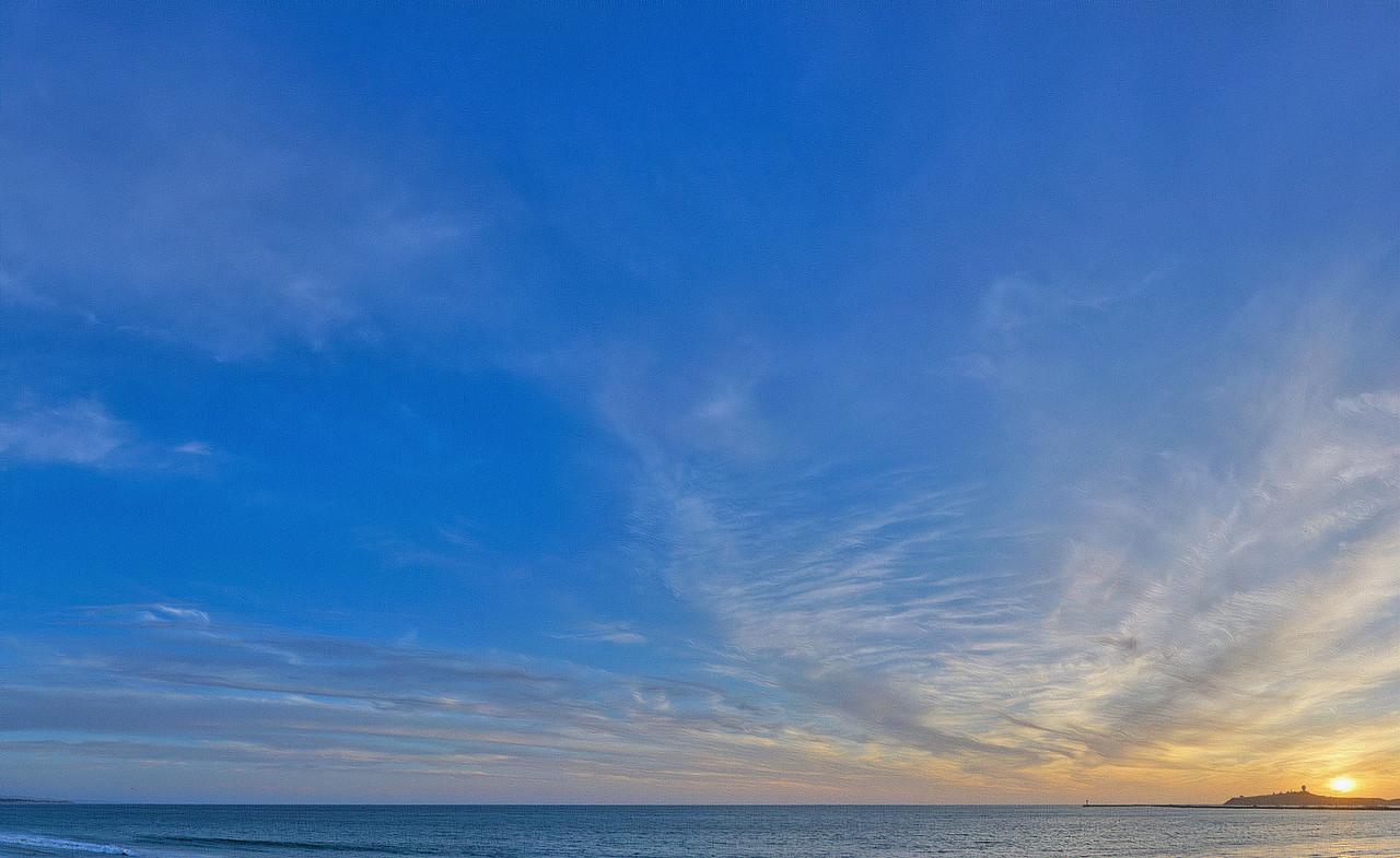 Sky Dream 1c, Pillar Point, Half Moon Bay, CA