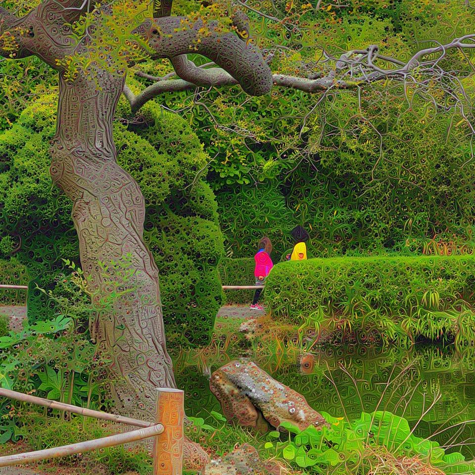 Japanese Tea Garden - Detail #4