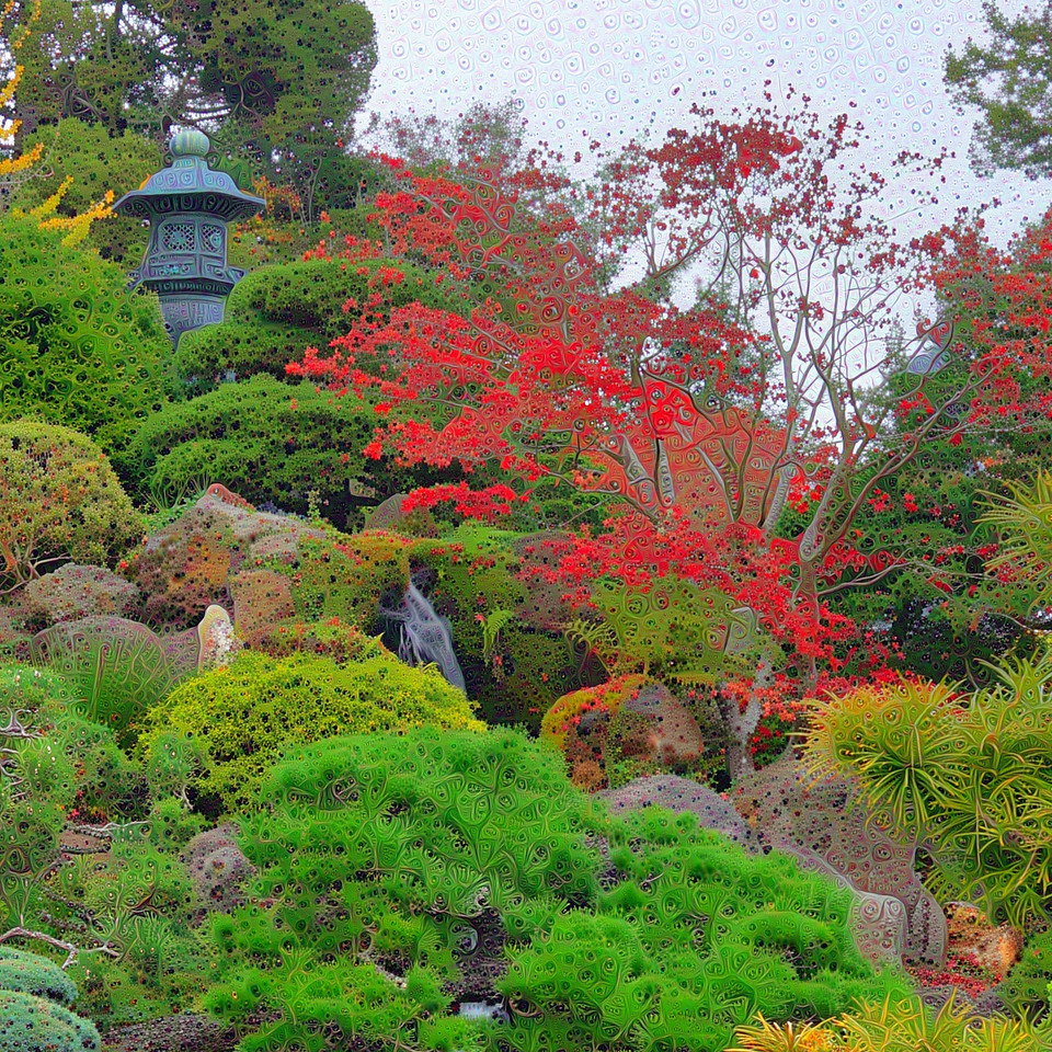 Japanese Tea Garden - Detail #2
