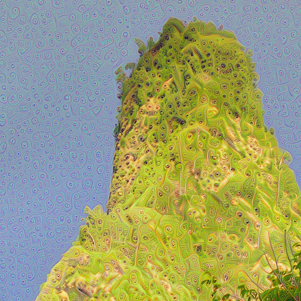 The Needle (Iao Valley) - Detail #3