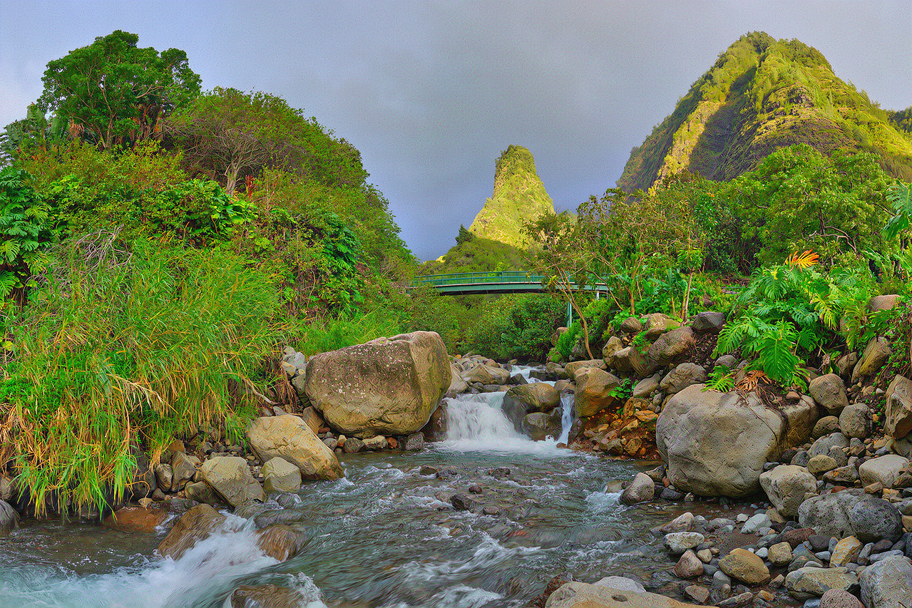 The Needle (Iao Valley) #4, Maui, HI