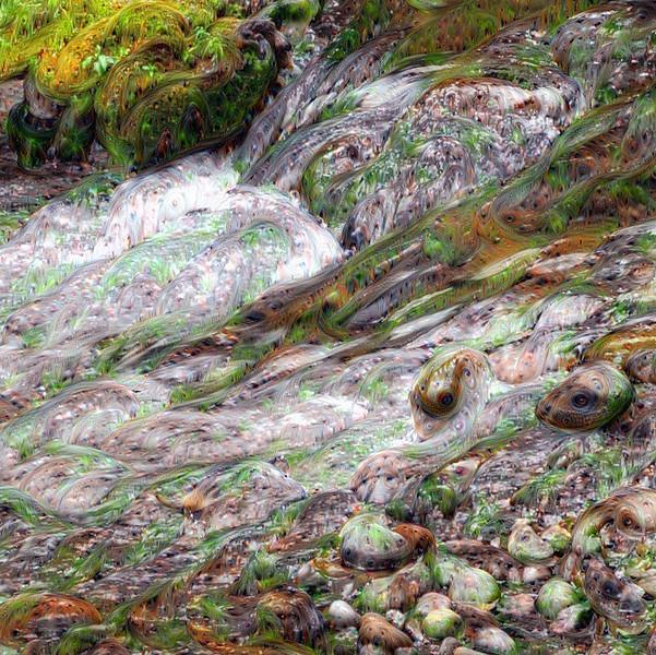 Wahclella Falls - Detail #4