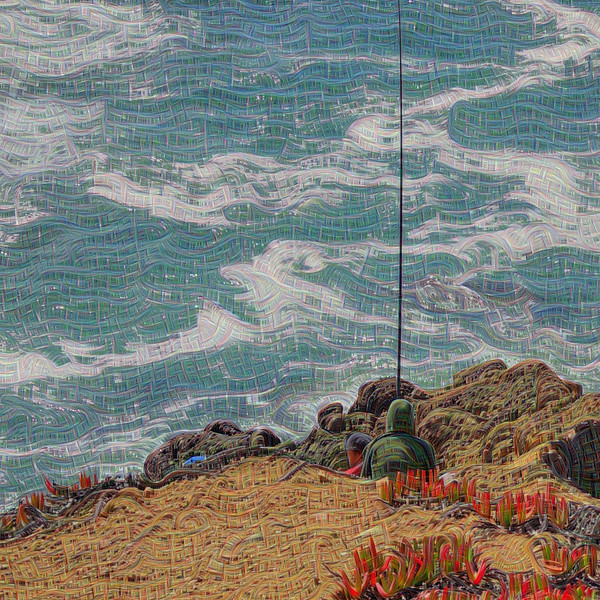 Pigeon Point Lighthouse - Detail #3