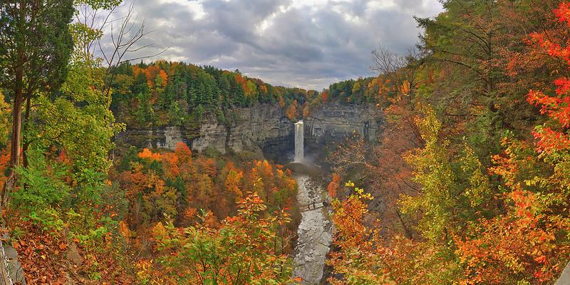 Taughannock Falls, Ithaca, NY