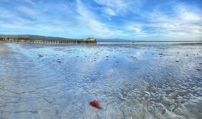 Romeo's Pier, Half Moon Bay, CA