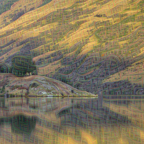 Moke Lake - Detail #4