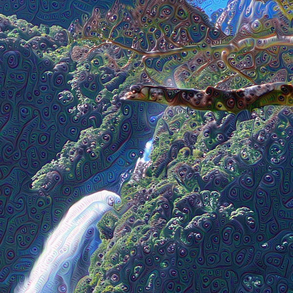 Milford Sound - Detail #4