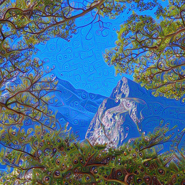 Milford Sound - Detail #1