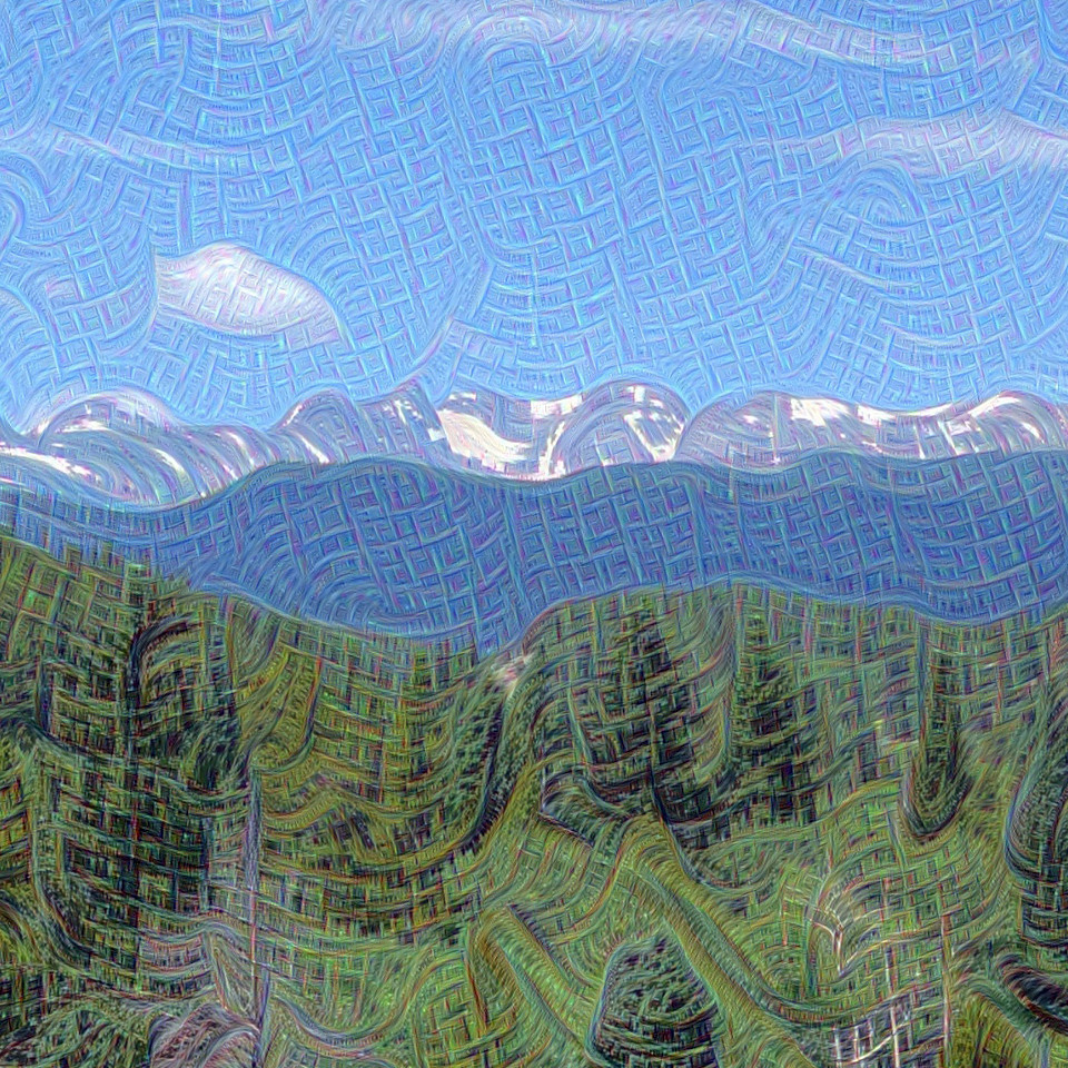 Peak to Peak Highway - Detail #2