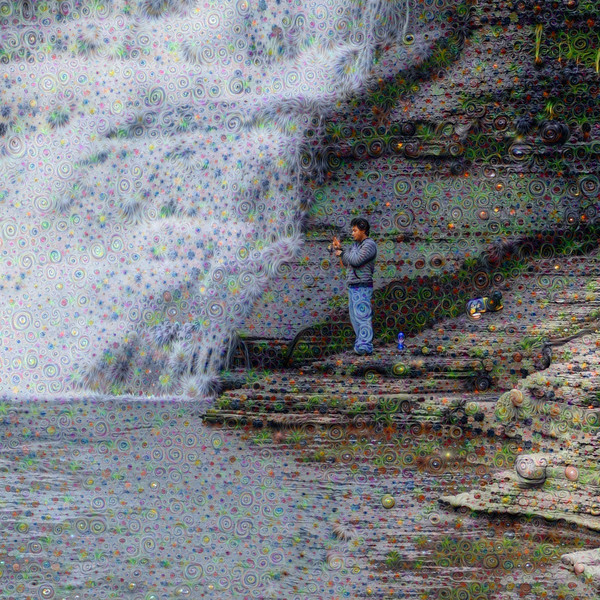 Ithaca Falls - Detail #4