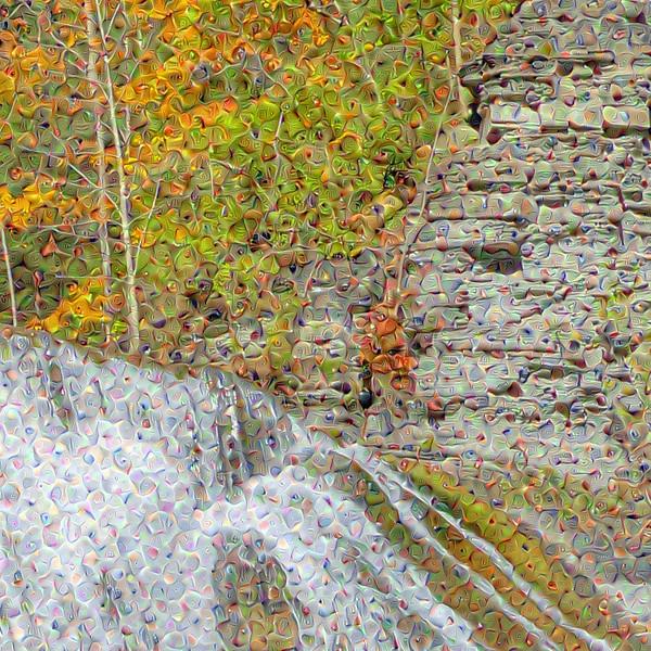 Enfield Falls - Detail #2