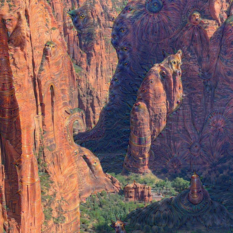 Angels Landing #8 - Detail #3