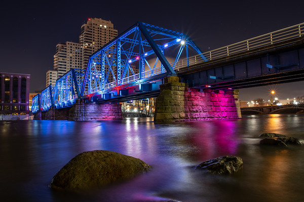 The One and Only Blue Bridge