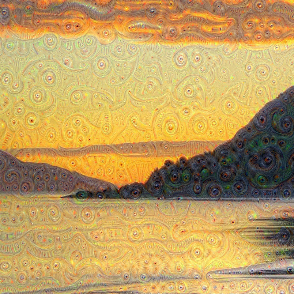 Turnagain Arm Vista - Detail #1