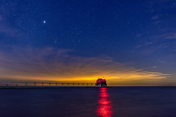 Milwaukee Glows on the Horizon