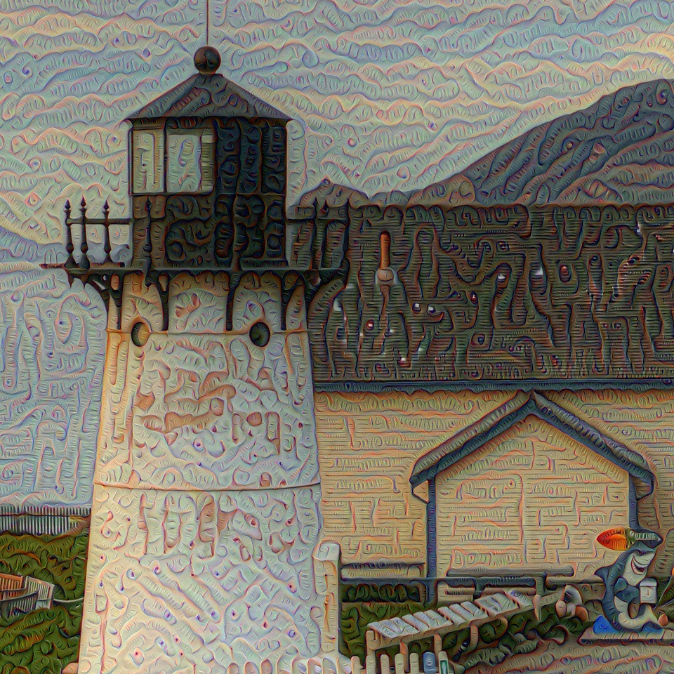 Point Montara Lighthouse - Detail #2