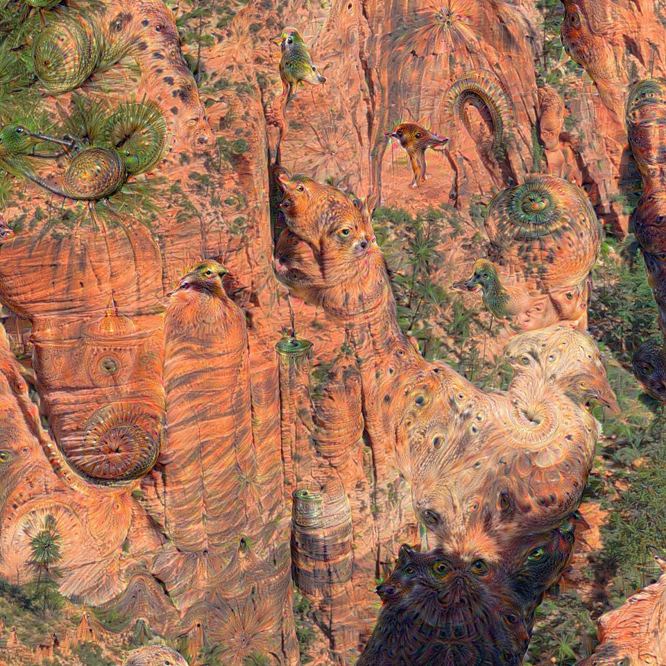 Angels Landing #8 - Detail #2