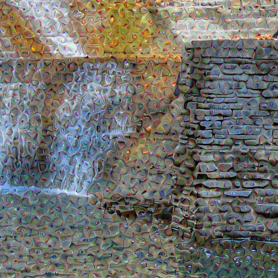Enfield Falls - Detail #4