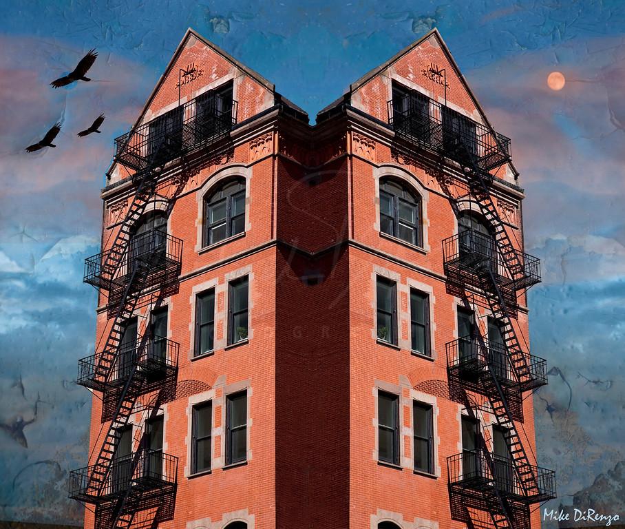 Haunted Hotel  41709  w24
