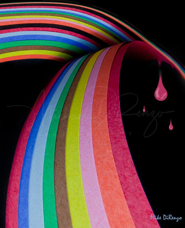 Rainbow Drops 1504   w19