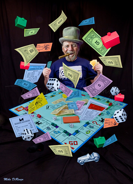 Monopoly Man  9741  w30