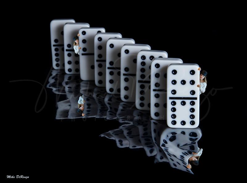Domino Peek-A-Boo 1596 w40