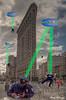 Manhattan Alien Abduction 7468 w54