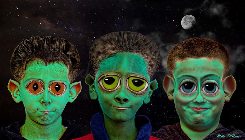 Little Green Men 7323 w35