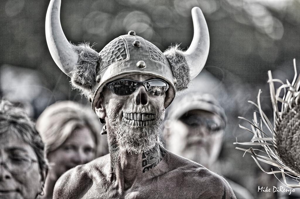 Viking Skull    5214