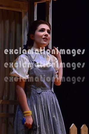 """Dreamweaver Theatre's """"The Wizard of Oz"""""""