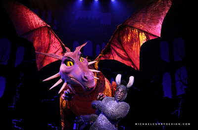 Shrek The Musical Cadillac Palace Theatre