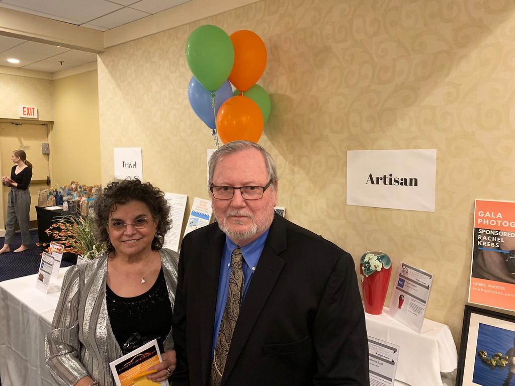 . Janice and Richard Greene of Townsend