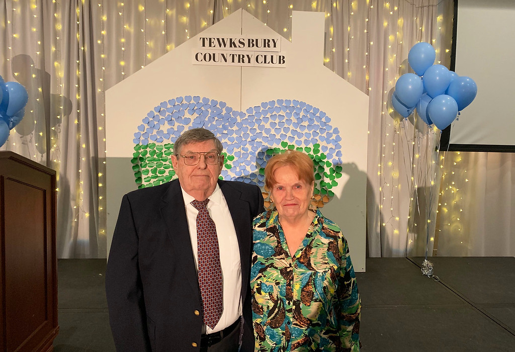 . Ed and Kathy O�Brien of Chelmsford